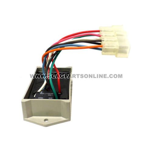 Scag ELECTRONIC MODULE 481668 - Image 2
