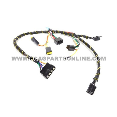 Scag WIRE HARNESS, SWZ HANDLE-ELEC 482687 - Image 1