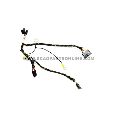 Scag WIRE HARNESS, MANUAL START 481406 - Image 1