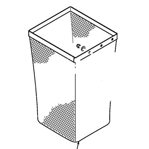 Scag BAG ASSY, GC-STC 482567 - Image 1
