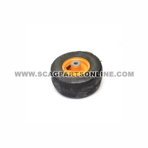 Scag CASTER WHEEL ASSEMBLY, 9 X 3.5 - 4 483922 - Image 1