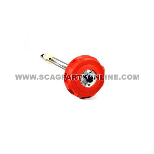 Scag CAP, FUEL TANK - DIESEL 482498 - Image 1
