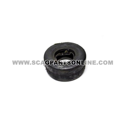 Scag TIRE, 9 X 3.50-4 4 PLY SMTH 481774 - Image 1