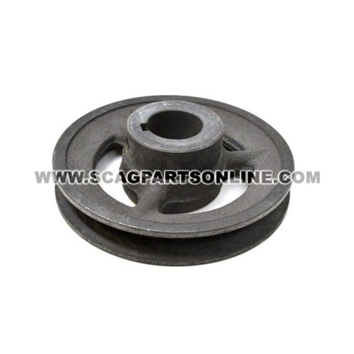 Scag PULLEY, 4.50 DIA 1.00 BORE 48422 - Image 1