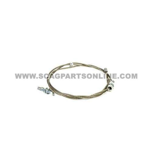 Scag STEERING CABLE ASSY 48828 - Image 1