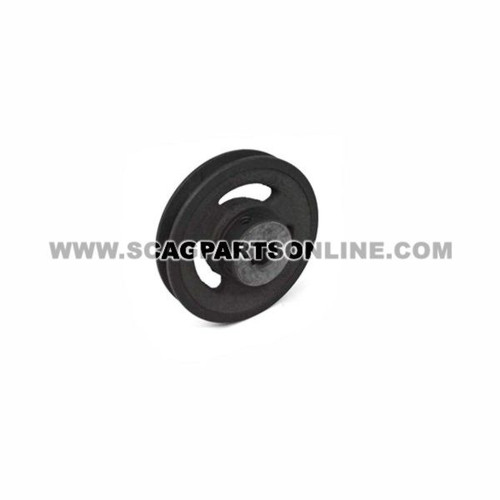Scag PULLEY, 4.45 DIA - 15MM BORE 482096 - Image 1