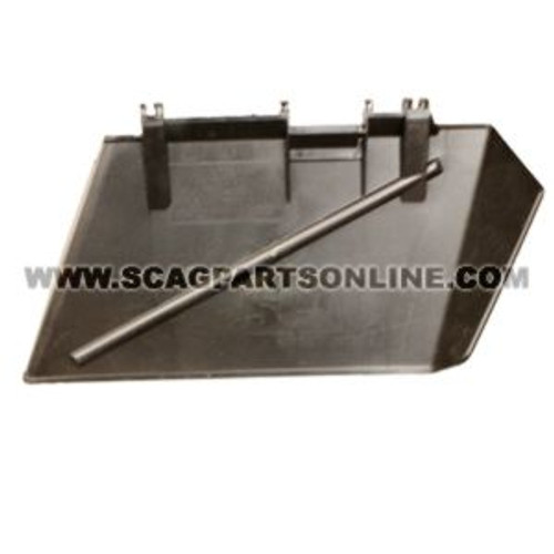Scag DISCH CHUTE W/TAG, ADV-LARGE 461296 - Image 1