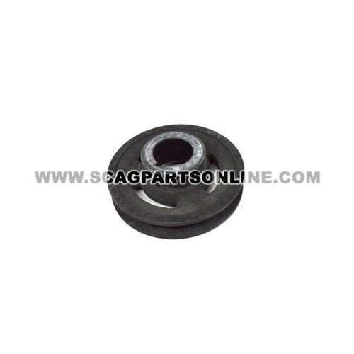 Scag PULLEY, 4.00 DIA-1.125 BORE 482587 - Image 1