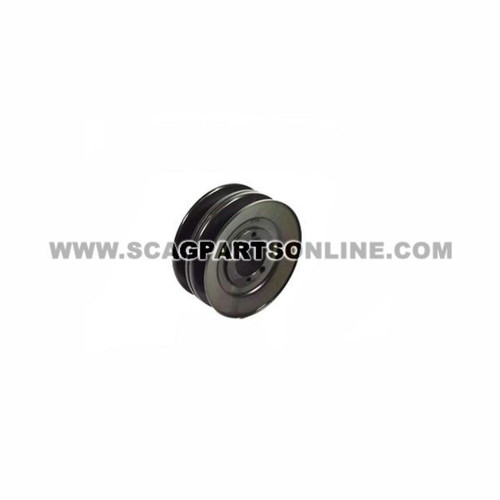 Scag PULLEY, 5.13 OD - DBL GROOVE 483283 - Image 1