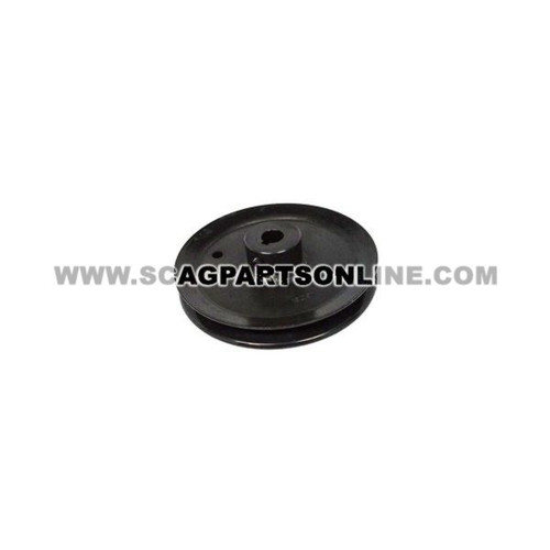 Scag PULLEY, 5.45 OD - 15 MM BORE 482751 - Image 1