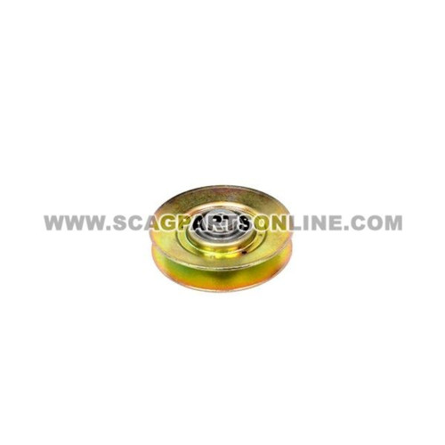 Scag PULLEY, 3.5 OD V-IDLER 483189 - Image 1