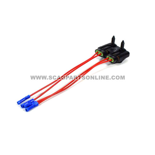 Scag DOUBLE WIRE ASSY, FUSE CONVERSION 483642 - Image 1