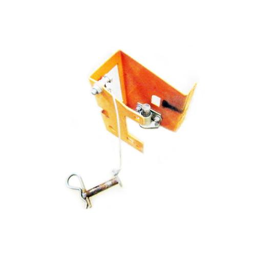 Scag CONTROL PLATE W/ DECAL, RH 461602 - Image 1