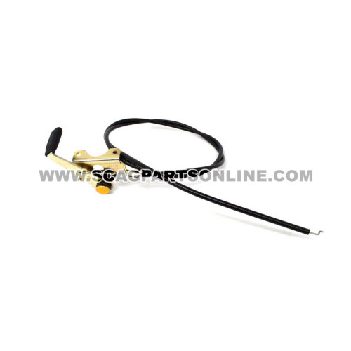 Scag THROTTLE AND CHOKE CABLE 481363 - Image 1