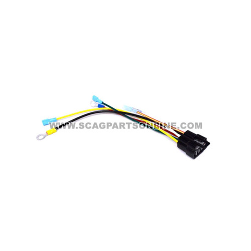Scag WIRE HARNESS ADAPTER, FX 484179 - Image 1