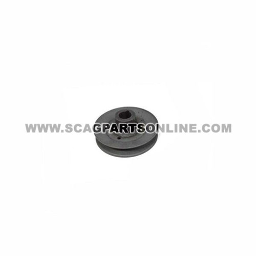 Scag PULLEY, 5.13 OD - 25 MM BORE 483323 - Image 1