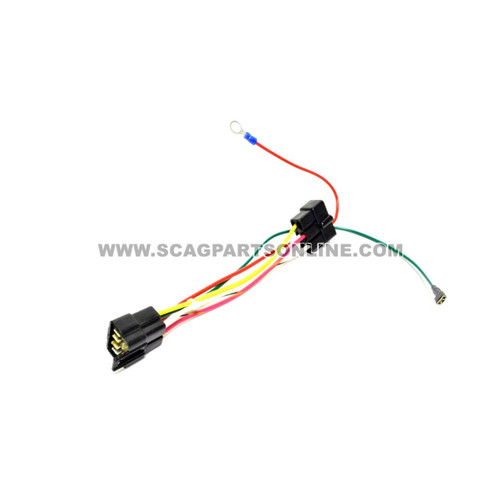 Scag WIRE HARNESS ADAPTER, STWC-LC 483272 - Image 1