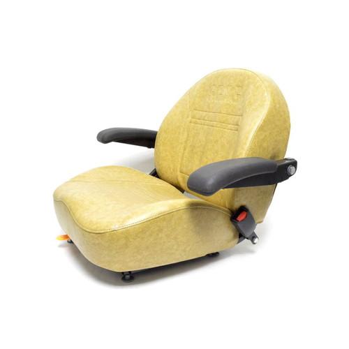 Scag SEAT ASSY W/ ADJ RAILS, STC SOFT RIDE 485630 - Image 1