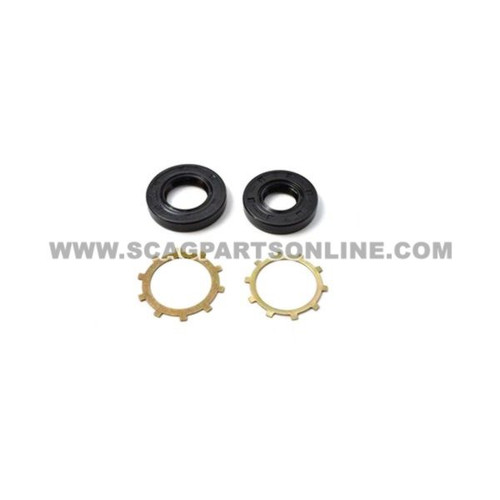 Scag TRUNNION SEAL WITH RETAINER HG2513043 - Image 1