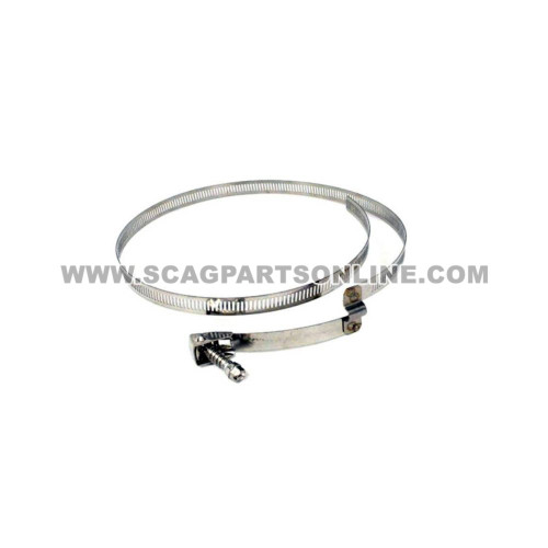 Scag CLAMP 58128 ALL STAINLESS 48136-02 - Image 1