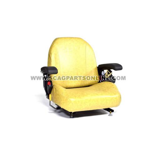 Scag SEAT ASSY, SFZ W/ ADJ RAILS 485142 - Image 1