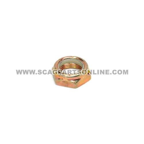 Scag NUT, 1.0-14 UNS JAM-ELAS STOP 04021-20 - Image 2
