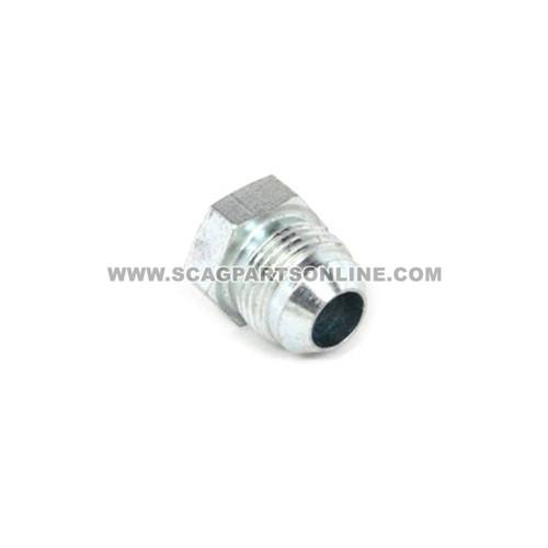 Scag PLUG, 3/4-16 JIC 48771-02 - Image 2