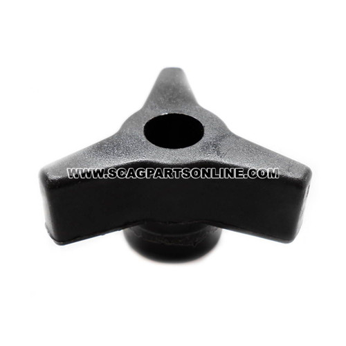 "Scag WING NUT, 3/8"" PLASTIC SMALL 04029-04 - Image 1"