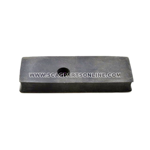 Scag RUBBER PAD, CLUTCH STOP 48814 - Image 2