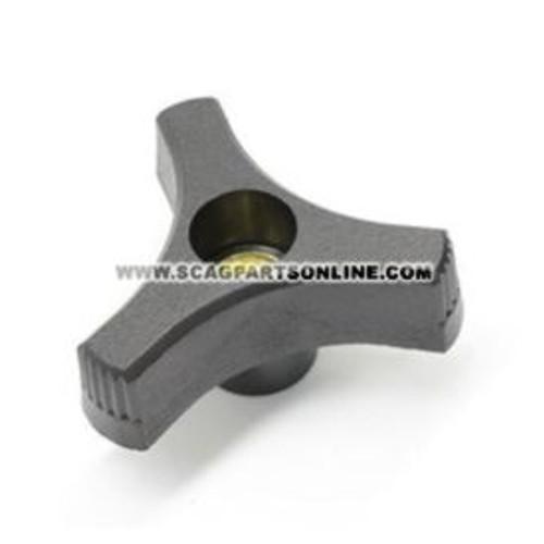 Scag 3/8-16X7/8 PLASTIC WINGNUT 04029-03 - Image 1