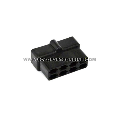 Scag CONNECTOR, 8 WAY - MALE 48974 - Image 1