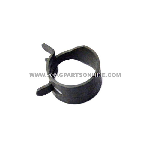 Scag FUEL HOSE CLAMP DET#1 48059-01 - Image 2