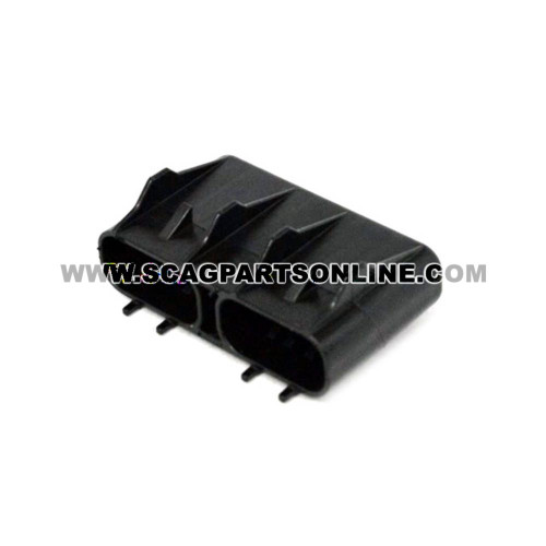 Scag SEALED DOUBLE FUSE COVER 483571 - Image 1
