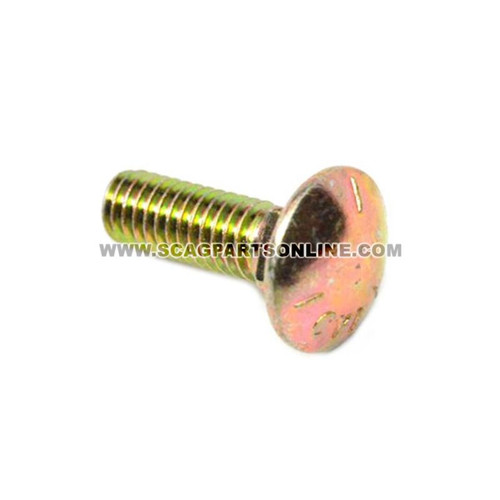"""Scag CARRIAGE BOLT, 5/16-18 X 1"""" 04003-04 - Image 1"""