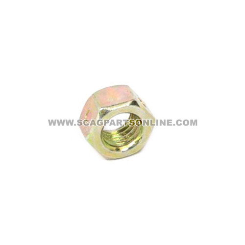 Scag LOCKNUT, HEX 1/2-13 CENTER LOCK 04021-19 - Image 1