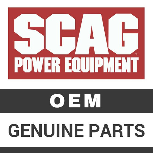 "Scag ENGINE DECK W/ DECAL, 16"" SW 461744 - Image 1"