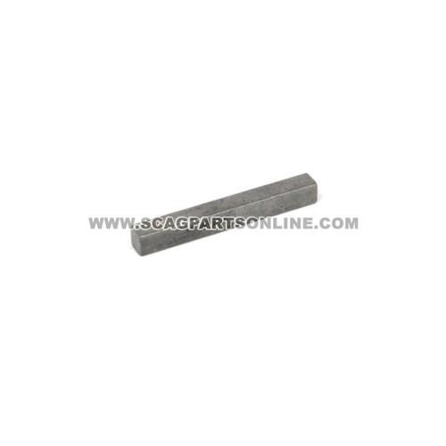 Scag KEY BAR STOCK #C1018 1/4X1/4X2 04063-08 - Image 1