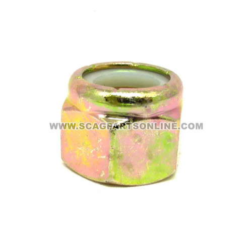 Scag 5/8-11 ELASTIC STOP NUT ZINC 04021-13 - Image 1