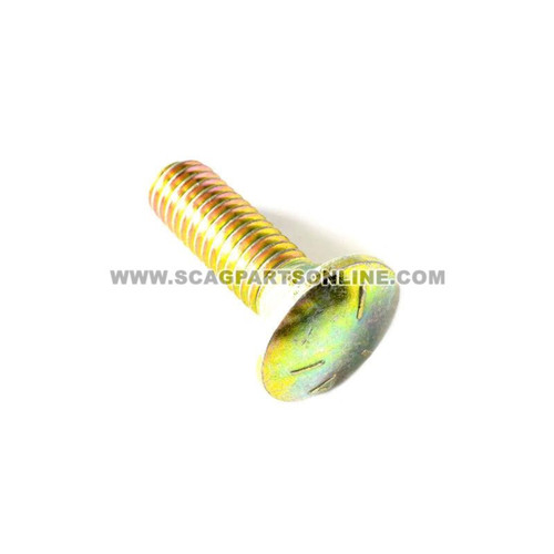 """Scag CARRIAGE BOLT, 3/8-16 X 1-1/4"""" 04003-11 - Image 1"""