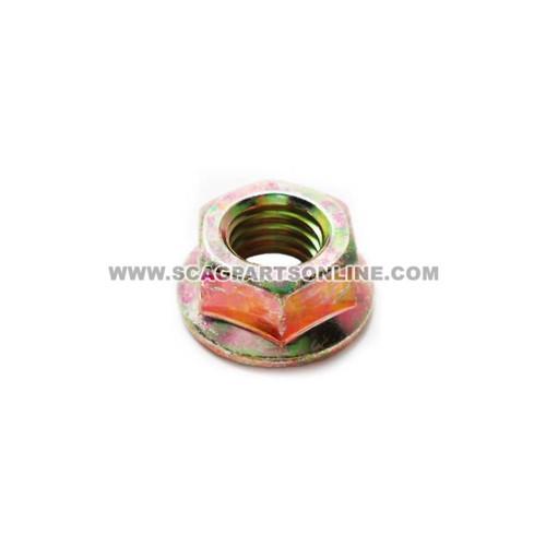 Scag NUT, 1/-13 SERR FLG HH ZINC 04019-06 - Image 2