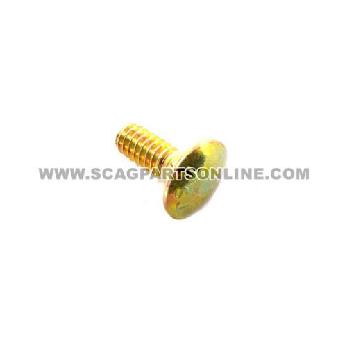 Scag CARRIAGE BOLT, #10-24 X .50 LG RHSN 04003-43 - Image 1