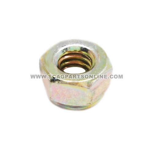 Scag 1/4-20 ELASTIC HEX LKNUT ZINC 04021-08 - Image 2