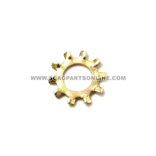 Scag LOCKWASHER, #10 EXT TOOTH 04031-01 - Image 2