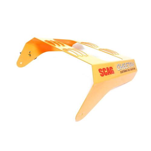 Scag HOOD ASSY W/ DECALS, SCZ-29CV-EFI 462916 - Image 1