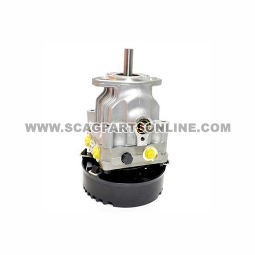 Scag PUMP W/ NOTCH, RH DBP-16 W/FAN 462954 - Image 1