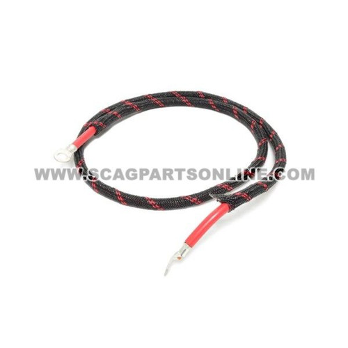 Scag BAT CABLE, 44.0 RED W/ BRAID 48029-30 - Image 1