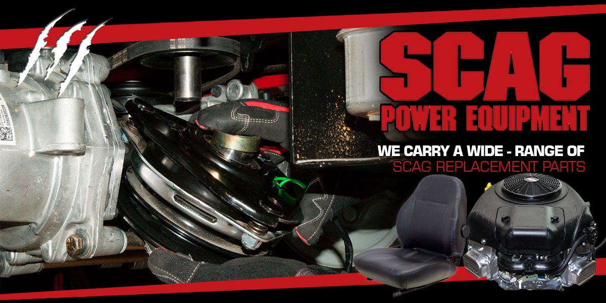 Scag replacement parts
