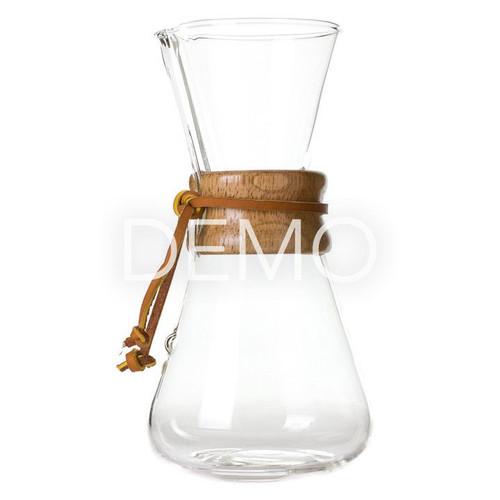 Chemex Coffeemaker 3 Cup