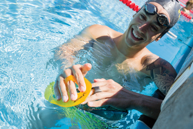 The  Athlete Approved Swimmer's Guide to using Hand Paddles