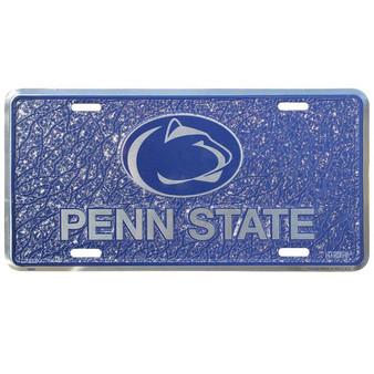 HangTime Penn State  mosaic license plate